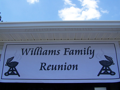 Williams Family Reuion