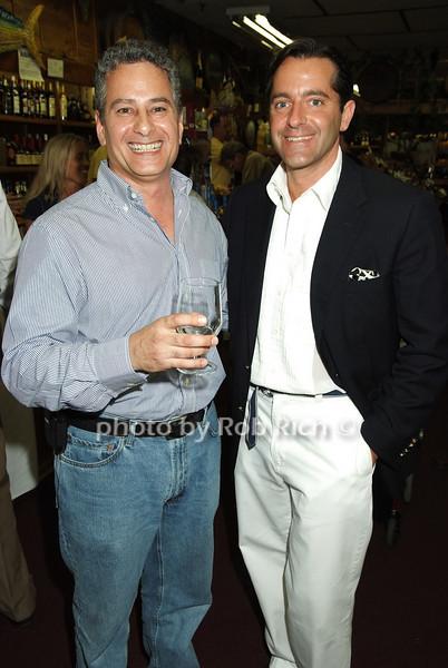 Tom Radcliff, Christopher R. Obetz, President & CEO Classic Sports Brands photo by Rob Rich © 2008 516-676-3939 robwayne1@aol.com