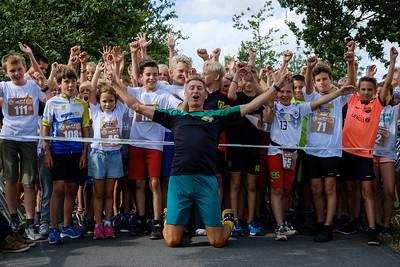 Sterke peer triatlon 2019 - Wardjes kidsrun