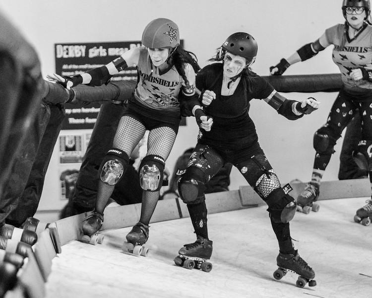 2/9/2019 AZDD Bombshells vs Coffin Draggers ©Keith Bielat
