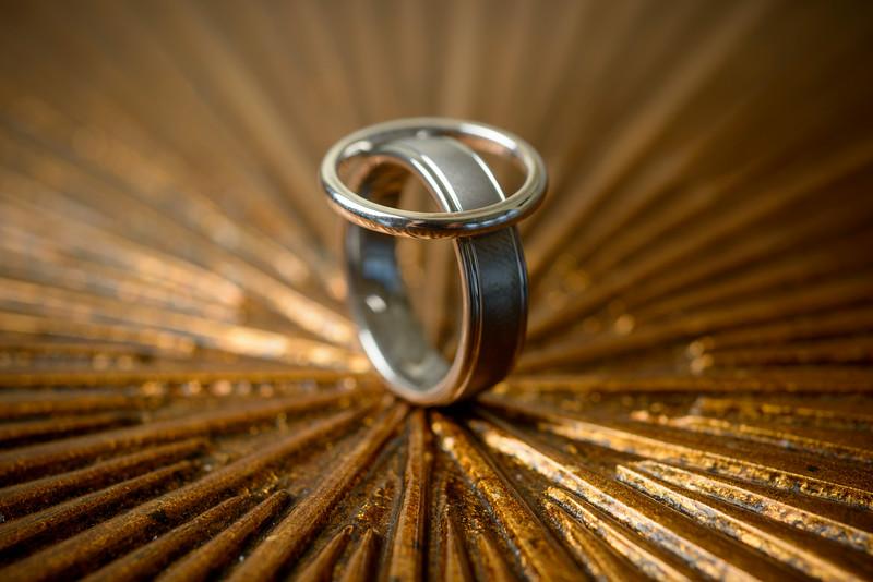 Details: Rings, Cake, Flowers, Dress, Etc.