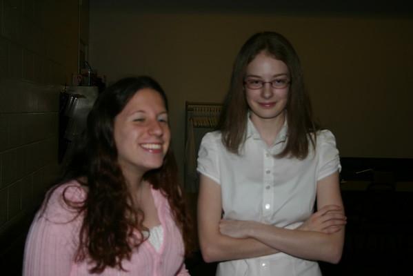 Kayce Graduation 2007