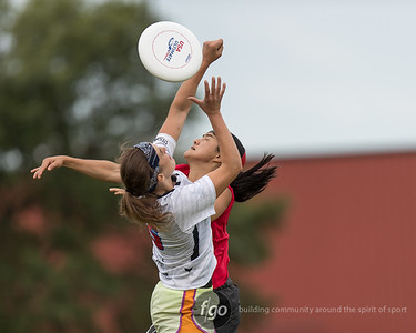 8-5-17 Seattle Mixtape v San Francisco Mischief at USA Ultimate US Open