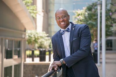 1B - Dr. Walter McCollum - Dean of Student Affairs