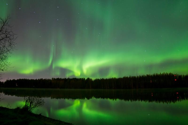 Aurora Borealis Oulu II