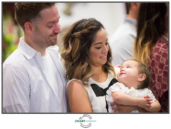 Audrey's Baptism and 1st Birthday-06-25-17