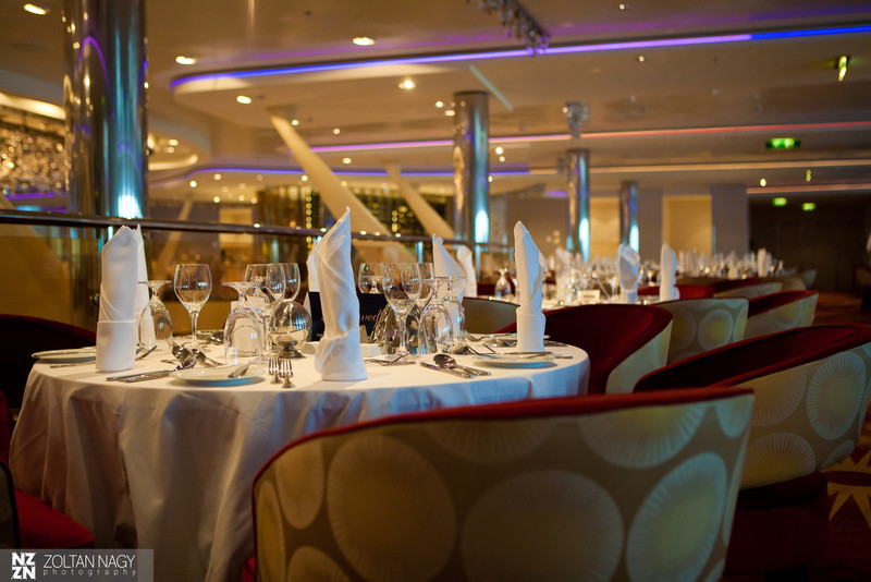 Grand Cuve - the main dining room