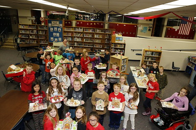 Daisy Brook - 12/13/2017 Gingerbread House Contest