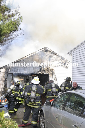 EAST MEADOW BRIGHT AVE GARAGE FIRE