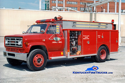 Dupont Louisville Works - Disbanded