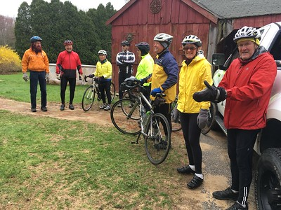 May 1 Wednesday Ride