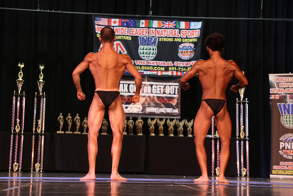 2012 Clash of the Natural Champions Pre-Judging