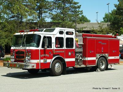 Massachusetts Antique Fire Apparatus Association Muster Lynnfield, MA 6/13/2015