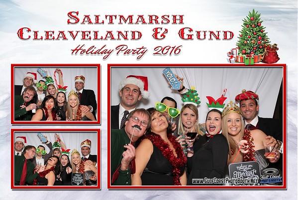 Saltmarsh Christmas 2016 Photo Booth Prints