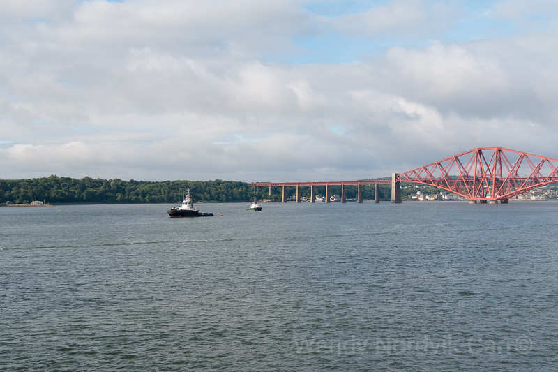 Forth Bridge UNESCO World Heritage Site