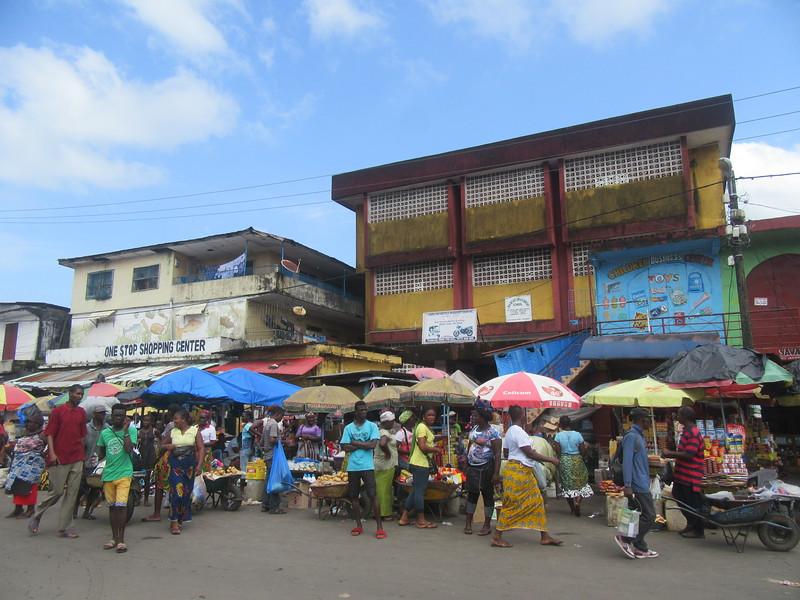 035_Monrovia. Waterside Market. UN Drive.JPG