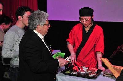 Belmont World Film Festival - Jiro Sushi 2012