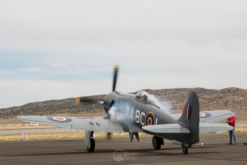 Engine Start.  Argonaut, Race 114