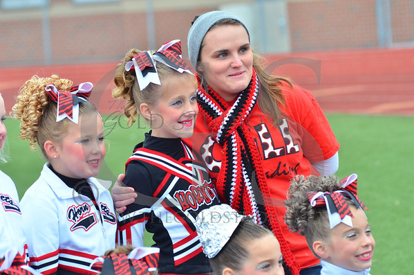 Rock Hill 1st Cheer on the Hill 10-7-2012