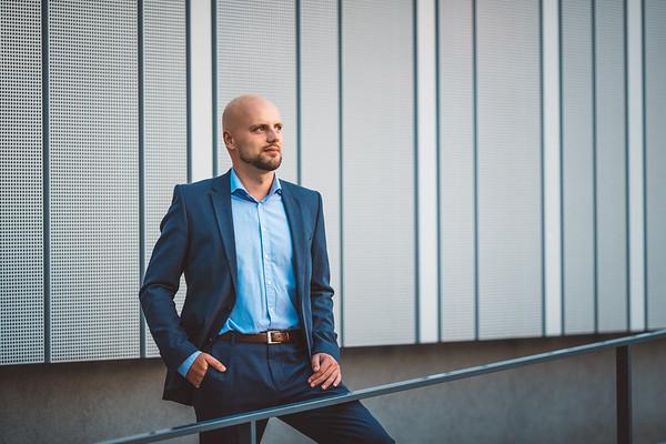 Marek :: Business portrait