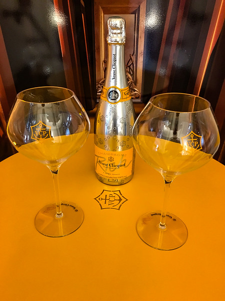 The House of Clicquot