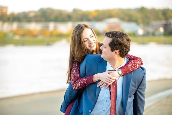 Lauren and Justin Engagement