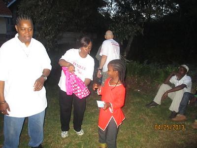 Missions Kenya 2013
