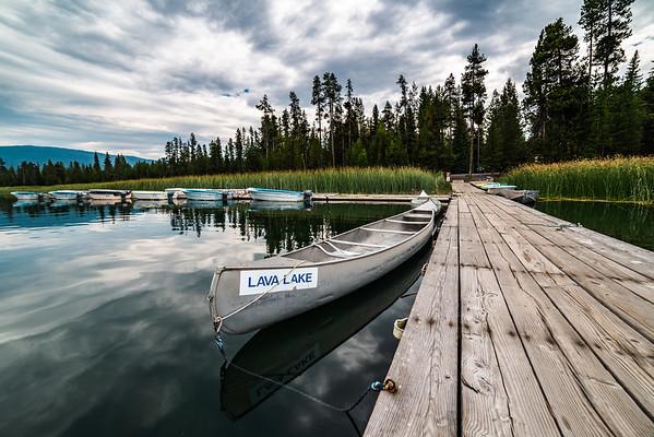 Lava Lake - Oregon