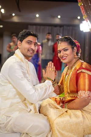 Prasanna Sunil Wedding