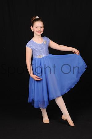 IPR Tuesday - Ballet II,  Ms. Monica