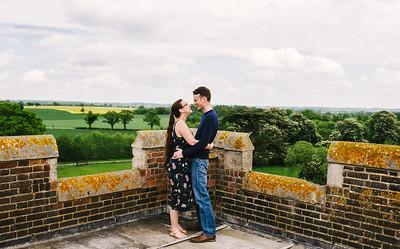 Joe & Eloise Engagement Shoot