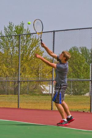 KHS Tennis Frosh 4-25-14