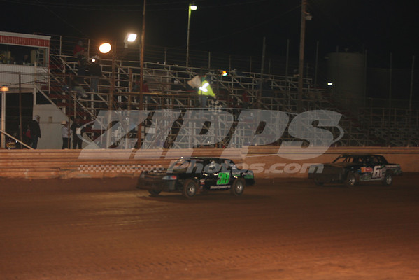 Abilene IceBreaker  2-26-2011 racing