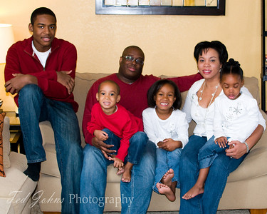 Guillermo and Lisa Fisher Family