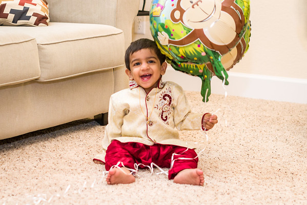 Kovidh's 1st Birthday