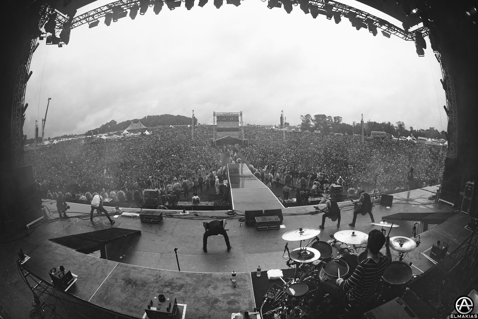 A Day To Remember live at Download Festival in Leicestershire, England - European Festivals