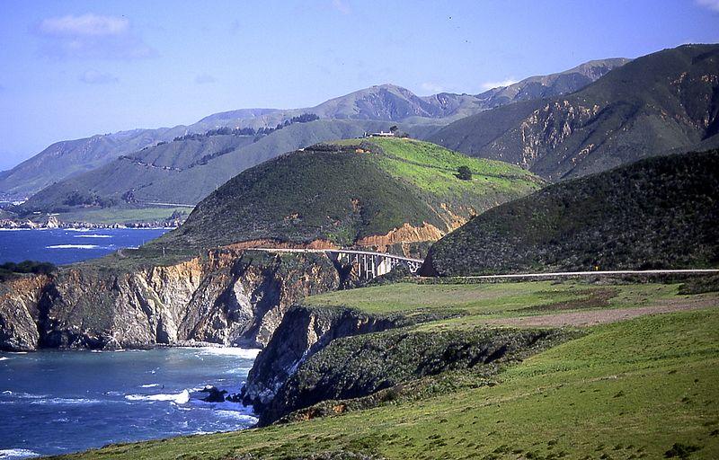Pacific Coast Hwy 1