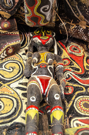 ~Tangujam Village ~Koma Tribe ~Upper Sepik