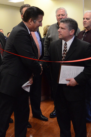 Rush Copley Convenient Care Ribbon Cutting