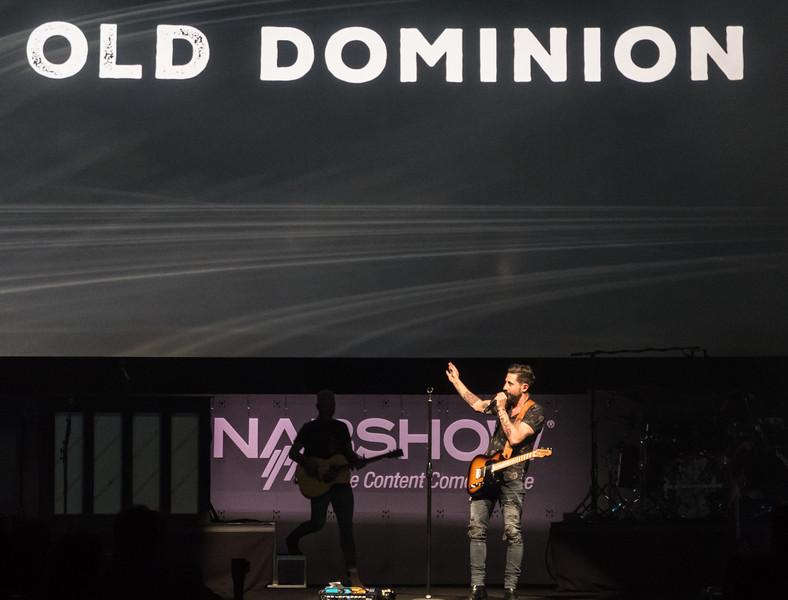 Old Dominion at NAB