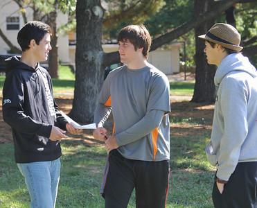 Bubble Soccer for Brady's BD 10-11-14