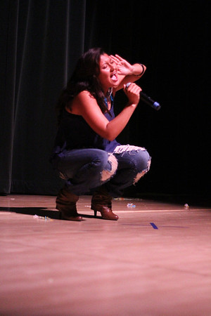 Tahquitz High School Talent Show 2011