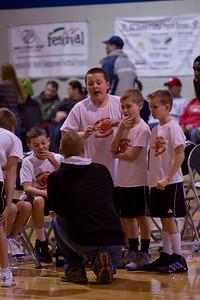 Brennan Basketball 2013