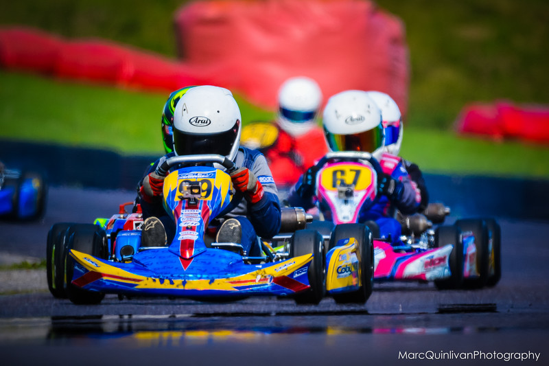 Motorsport Ireland Karting Championship 2015 - Highlights