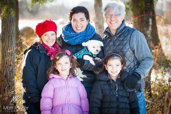 Webster Family - 2014