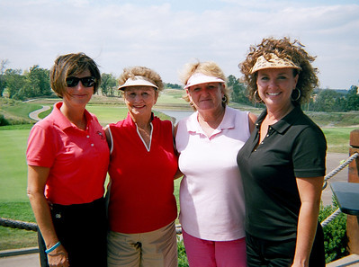 2007 Two Lady Scramble at Winterstone Golf Course