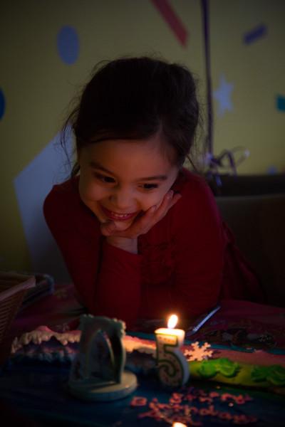 Ava's Birthday at Sports Center