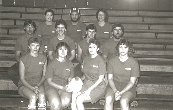 1988 State Volleyball Tournament