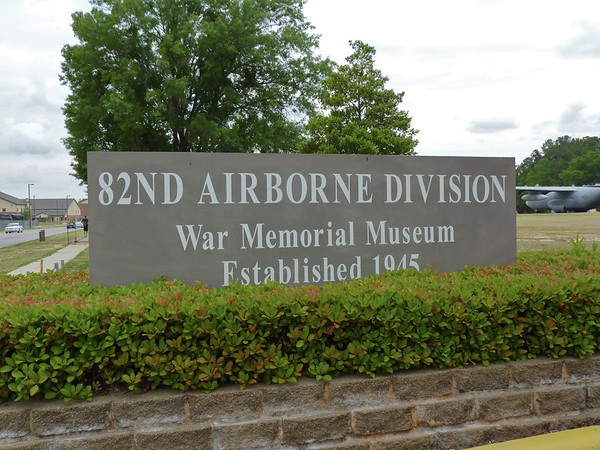 82nd Airborne Division Museum - Ft Bragg, NC