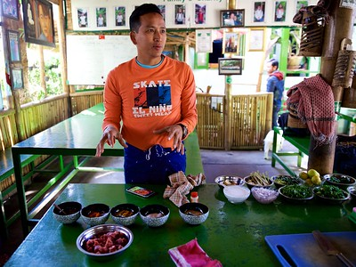 NyaungShwe Cooking Class